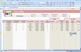 eBay Store Spreadsheet - Track Profit & Inventory | Software | Business | Other