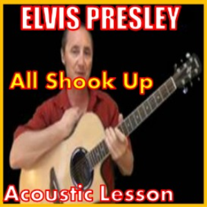 Learn to play All Shook Up by Elvis Presley | Movies and Videos | Educational