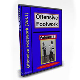 offensive footwork volume 1