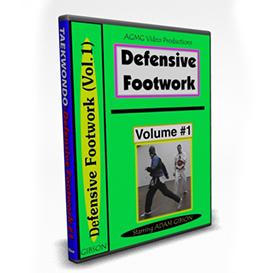 defensive footwork volume #1