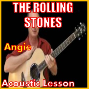 Learn to play Angie by The Rolling Stones | Movies and Videos | Educational
