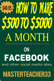 how to make $500 to $5000 a month on facebook