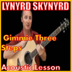 learn to play gimmie three steps by lynyrd skynyrd