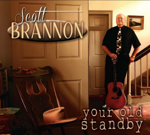 "CD-241 Scott Brannon ""Your Old Standby"" 