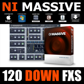 down fx for massive