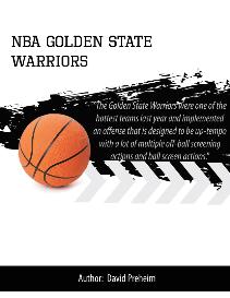 nba golden state warriors playbook