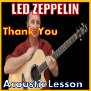 learn to play thank you by led zeppelin