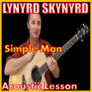 learn to play simple man by lynyrd skynyrd