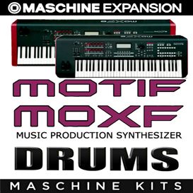 motif drums for maschine