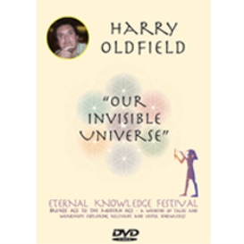 "harry oldfield. ""our invisible universe"" audio download"