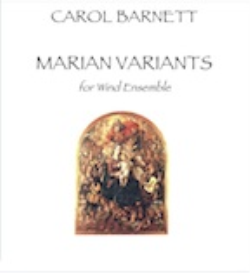 marian variants - score and parts (pdf)