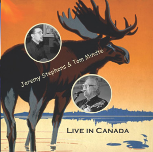 "cd- 237 jeremy stephens & tom mindte "" live in canada"""