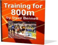 training for 800m