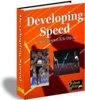 Developing Sprinting Speed | eBooks | Sports
