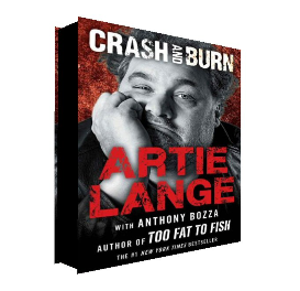 artie lange crash and burn (mobi format)
