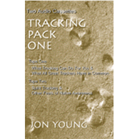 tracking pack one with jon young