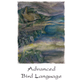 advanced bird language - reading the concentric rings of nature