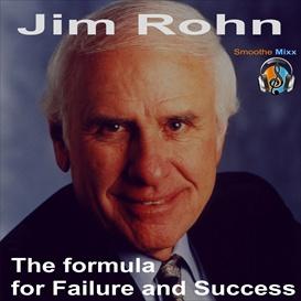 jim rohn formula for failure and success
