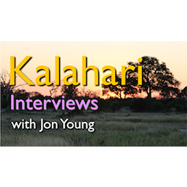 kalahari bird language interviews w/ jon young