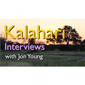 kalahari bird language interviews w/ jon young