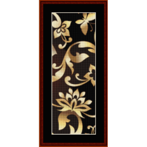 Fractal 420 Bookmark  cross stitch pattern by Cross Stitch Collectibles | Crafting | Cross-Stitch | Other