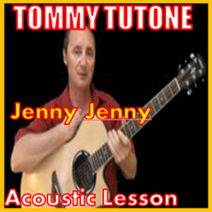 learn to play jenny jenny by tommy tutone