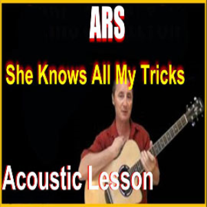 learn to play she knows all my tricks by atlanta rhythm section