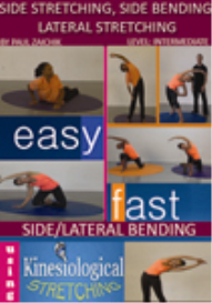 side stretching, side bending, lateral stretching - intermediate