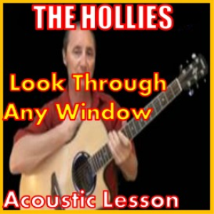 Learn to play Look Through Any Window by The Hollies | Movies and Videos | Educational