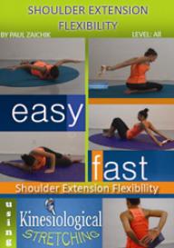 shoulder extension flexibility