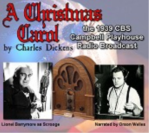 "campbell playhouse ""a christmas carol"""