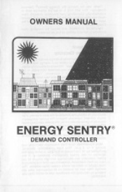 energy sentry demand controller manual