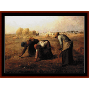 The Gleaners - Millet cross stitch pattern by Cross Stitch Collectibles | Crafting | Cross-Stitch | Wall Hangings