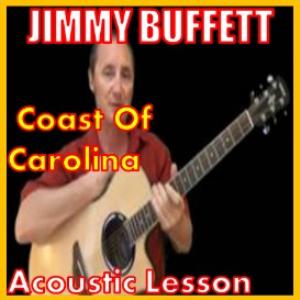 learn to play coast of carolina by jimmy buffett