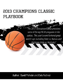 2013 champions classic playbook