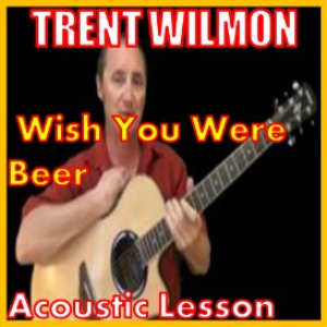 learn to play wish you were beer by trent willmon