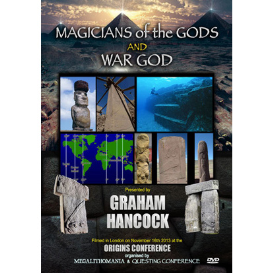 graham hancock: war god & magicians of the gods - origins 2013