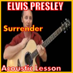 Learn to play Surrender by Elvis Presley | Movies and Videos | Educational