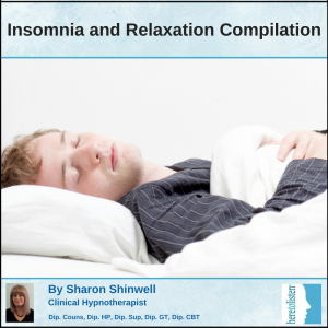insomnia and deep relaxation hypnosis compilation