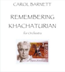 remembering khachaturian - score and parts (pdf)
