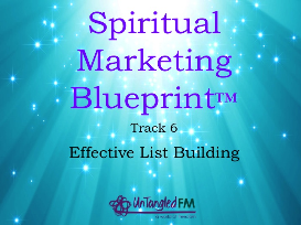 6: effective list-building