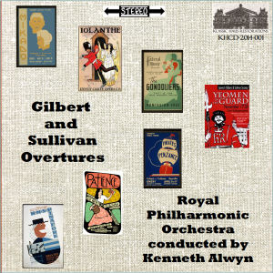 gilbert and sullivan overtures - royal philharmonic orchestra/kenneth alwyn