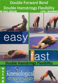 double hamstrings flexibility