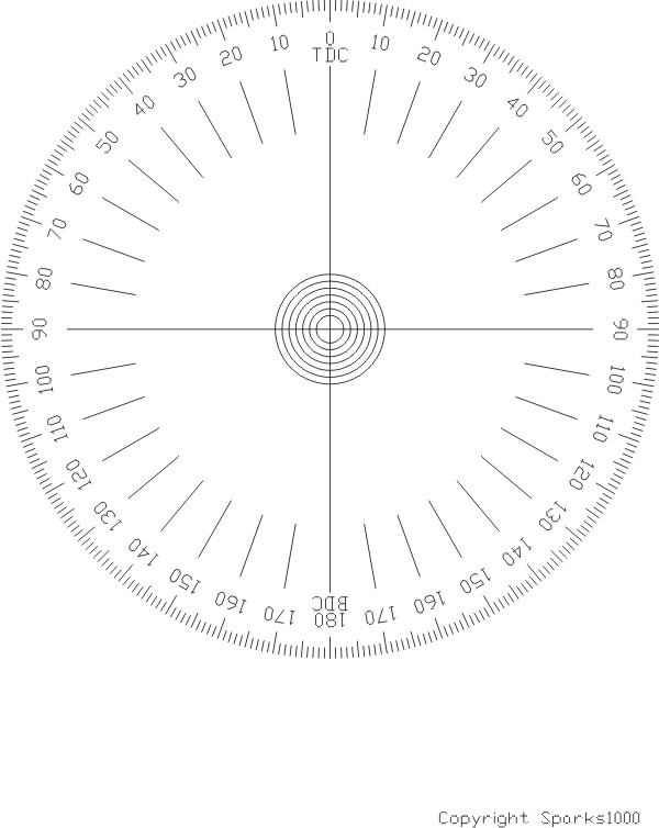 It's just an image of Crafty Printable Degree Wheel