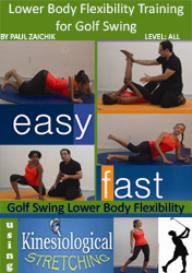 goft swing lower body flexibiliy