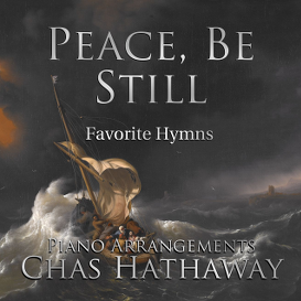 peace be still sheet music book pdf
