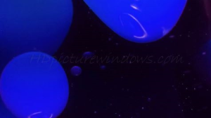 blue lava lamp hd