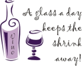 a glass a day