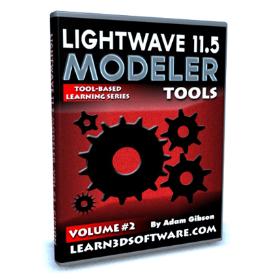 lightwave 11.5 modeler volume #2