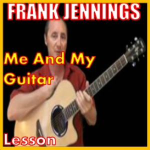 learn to play me and my guitar by frank jennings syndicate